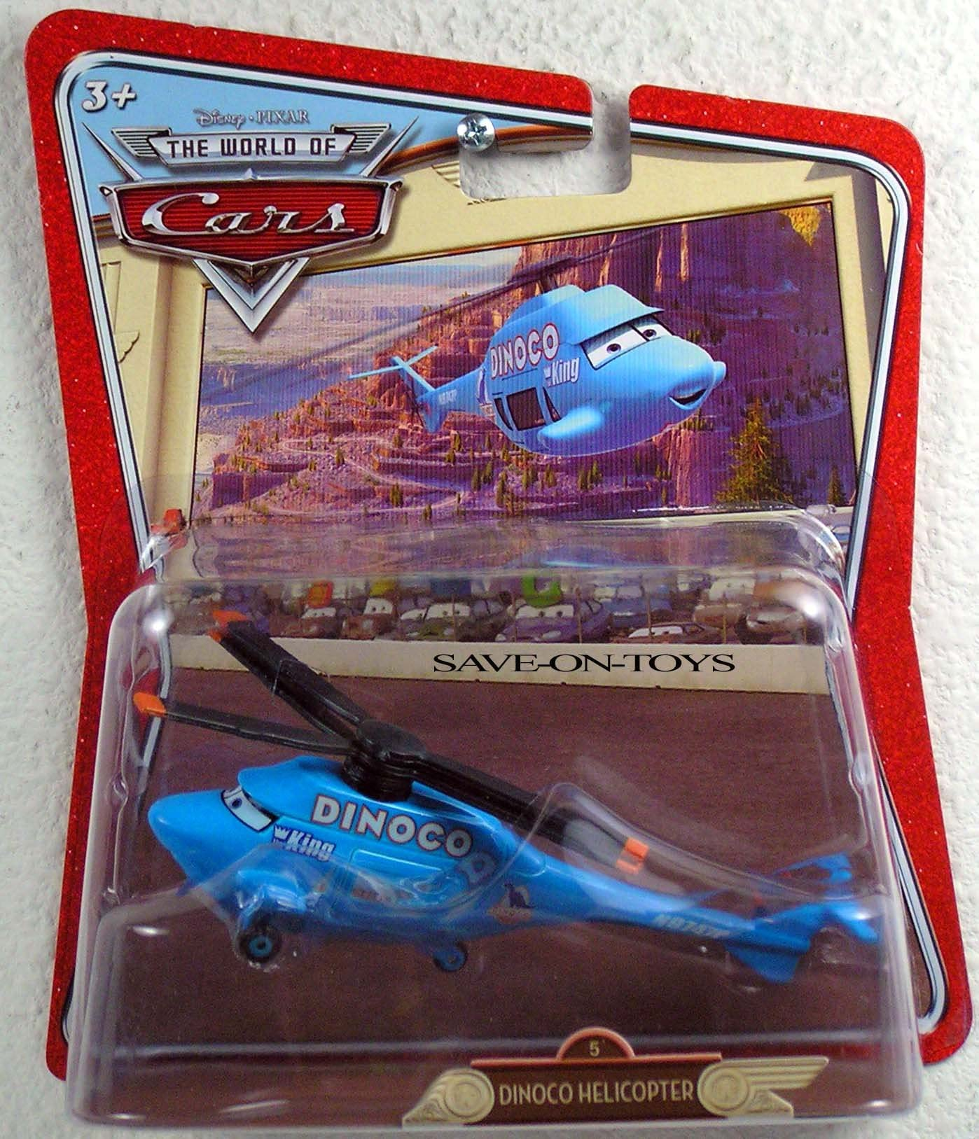 1:55 Disney Pixar Cars Frank Gift Rare Toys Kid Die-Cast Mattel Collection Model