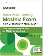Social Work Licensing Masters Exam Guide: A Comprehensive Study Guide for Success (3rd Edition) – Includes Interactive Dig...