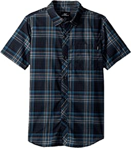 Sturghill Short Sleeve Woven (Big Kids)