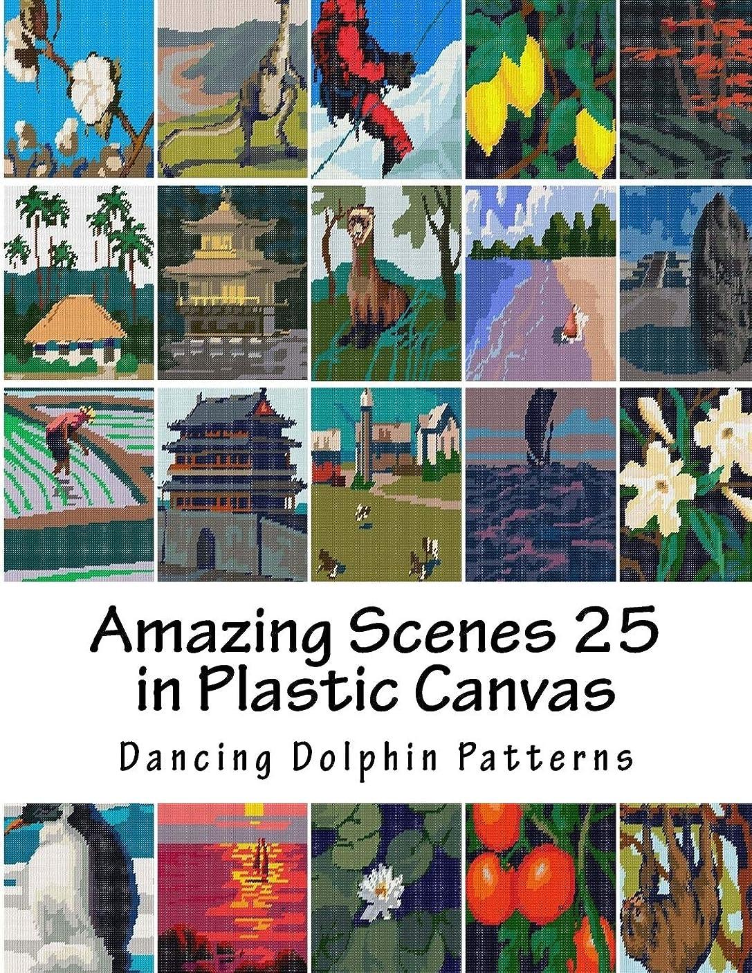 銀休日に軍隊Amazing Scenes 25: in Plastic Canvas (Amazing Scenes in Plastic Canvas)