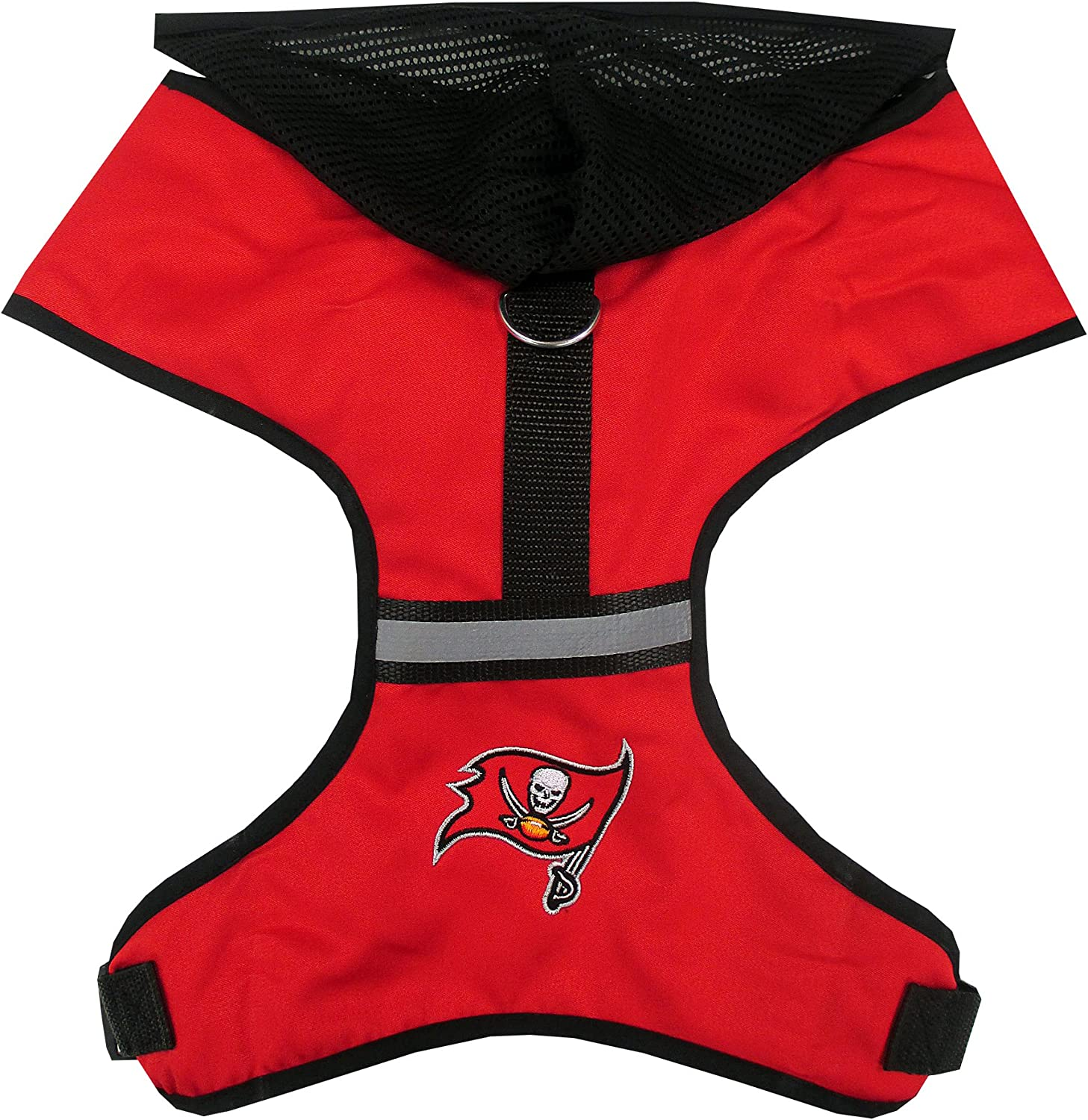 Pets First Tampa Bay Buccaneers Harness, Medium