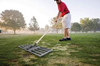 golf course leveling rake