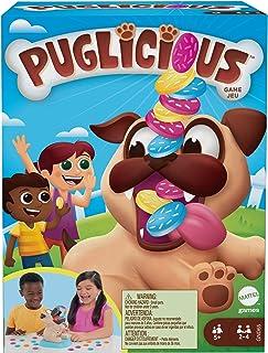 Mattel Games Puglicious barnspel för 5 år och uppåt