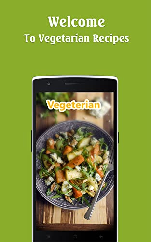 『Vegetarian Food recipes free !!』の2枚目の画像