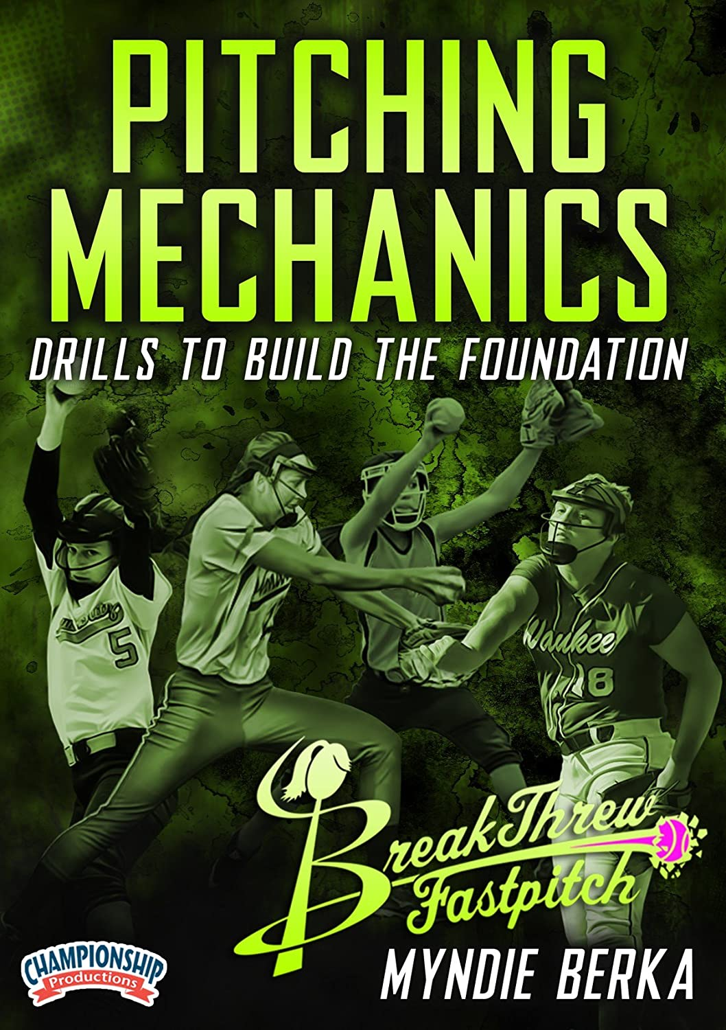 Softball Pitching Mechanics: High material Excellent Drills Build to Foundation the