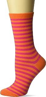 Women's Novelty Geometric Pattern Crew Socks