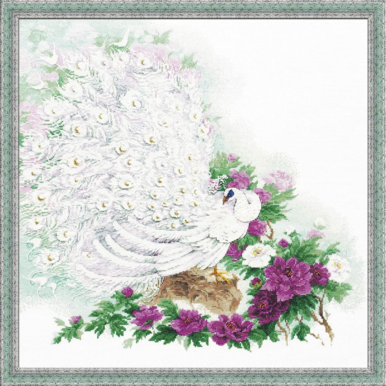 RIOLIS Premium 100 Ranking TOP4 List price 030 Maharaja`s Garden - Counted Stitch Cross