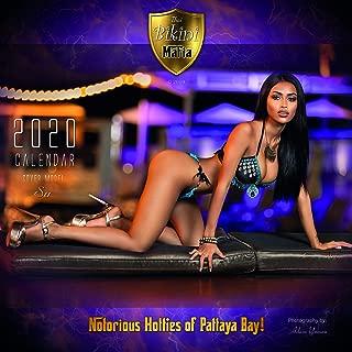 2020 Thai Bikini Mafia Wall Calendar