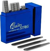 40 میله ی فلزی - 3 اندازه در یک جعبه تقسیم شده، توسط شرایط کیفیت