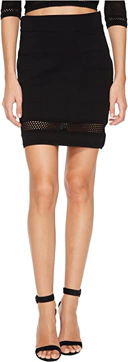 Bishop + Young - Siena Peekaboo Skirt