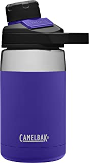 Camelbak Chute Mag Stainless Water Bottle, 12Oz, 400 ml (Iris)