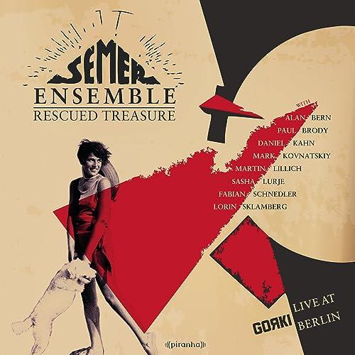 Rescued Treasure - Live at Gorki Berlin