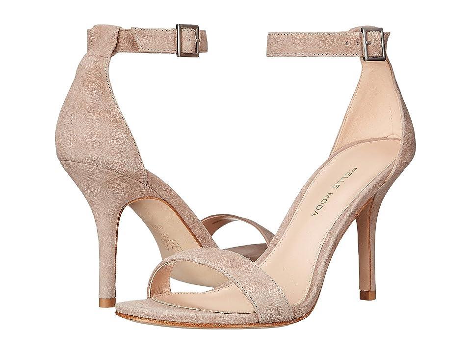 Pelle Moda Kacey (Mushroom) High Heels