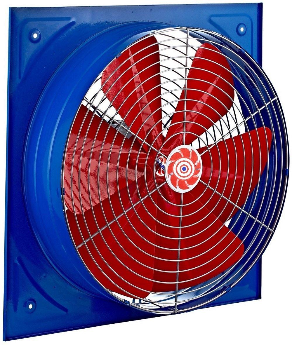 400 mm - Ventilador industrial con regulador de velocidad ...