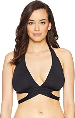 Color Code Split Side Halter