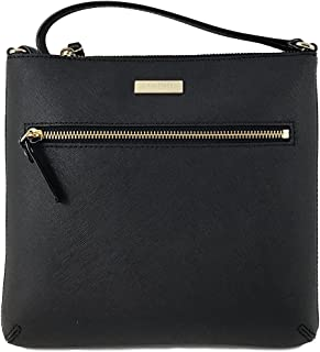 Kate Spade New York Rima Laurel Way Leather Crossbody Bag