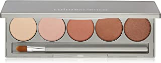 Colorescience Mineral Makeup Palette, Beauty On the Go, 5 Neutralizing Makeup Shades