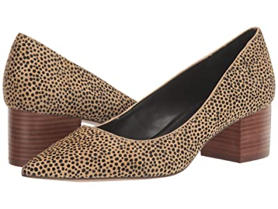 SOLE / SOCIETY Andorra (Black/Tan) High Heels