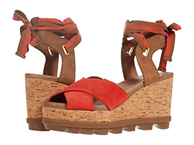 SOREL Joanie II Hi Ankle Lace (Signal Red) Women