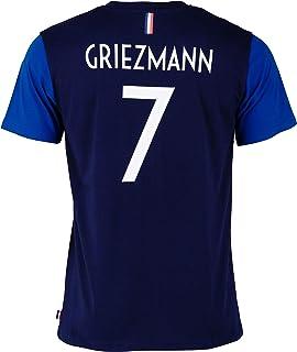 FFF – Camiseta oficial de la selección de Francia de fútbol – Antoine Griezmann – Talla infantil