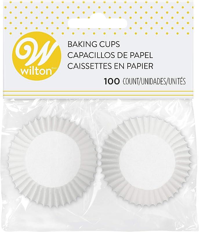 Wilton 415 2507 Mini Muffin Cups 100 Count