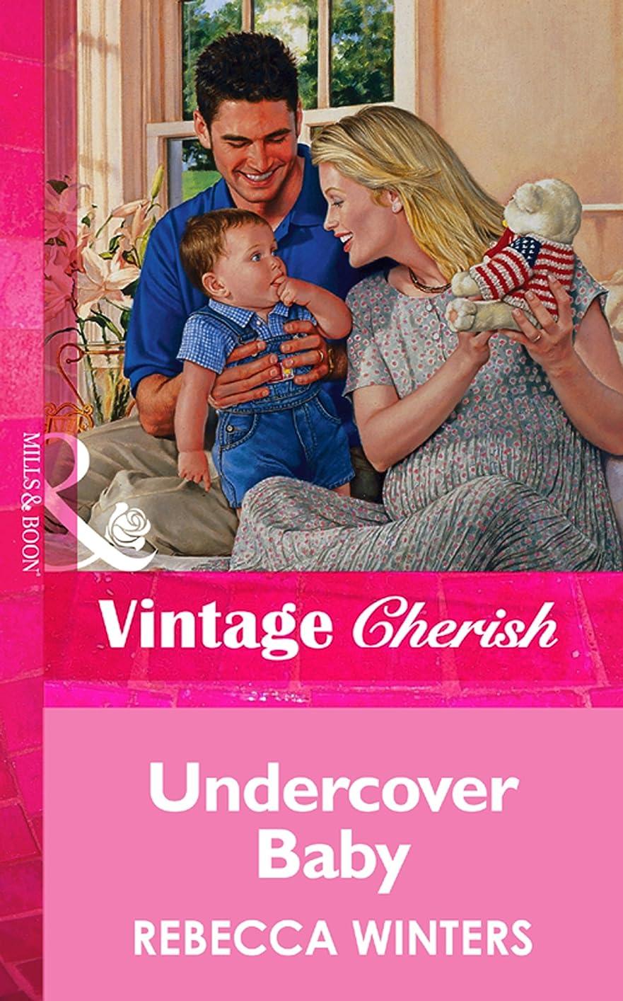 葬儀困惑するからUndercover Baby (Mills & Boon Vintage Cherish) (English Edition)