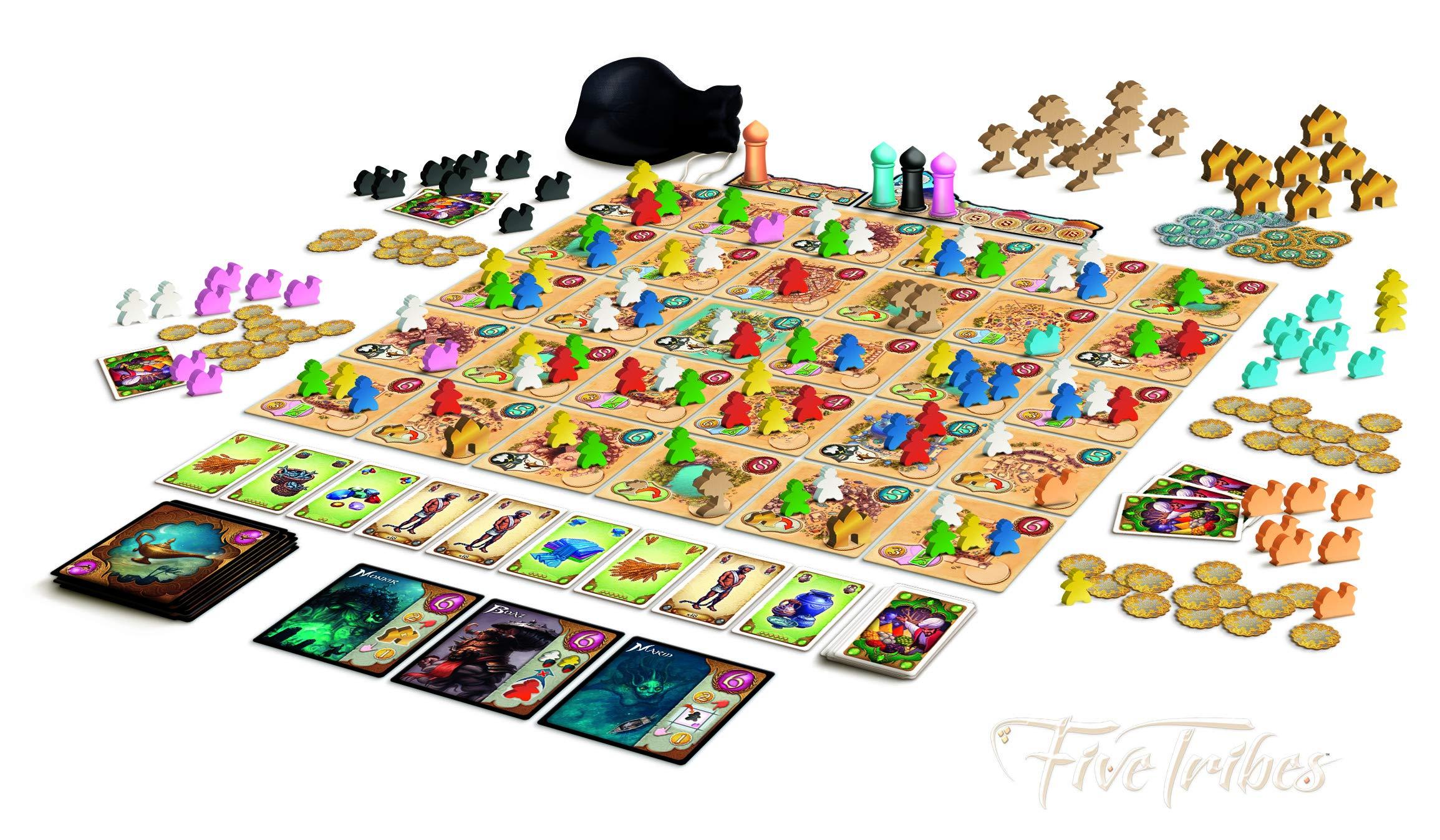 Days of Wonder - Juego de Mesa, de 2 a 4 Jugadores (DOW8401) (Importado): Amazon.es: Juguetes y juegos