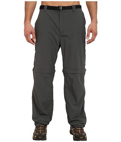 Columbia Big Tall Silver Ridge Convertible Pant (Grill) Men