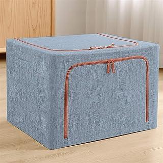 Oxford Tissu Panier de rangement Vêtements Boîte pliable Sous-vêtements Jouet Jouets Buanderie ménage Boîte de finition 86...