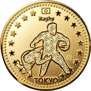 東京スポーツGOLDコイン ラグビー | 記念メダル 東京2020