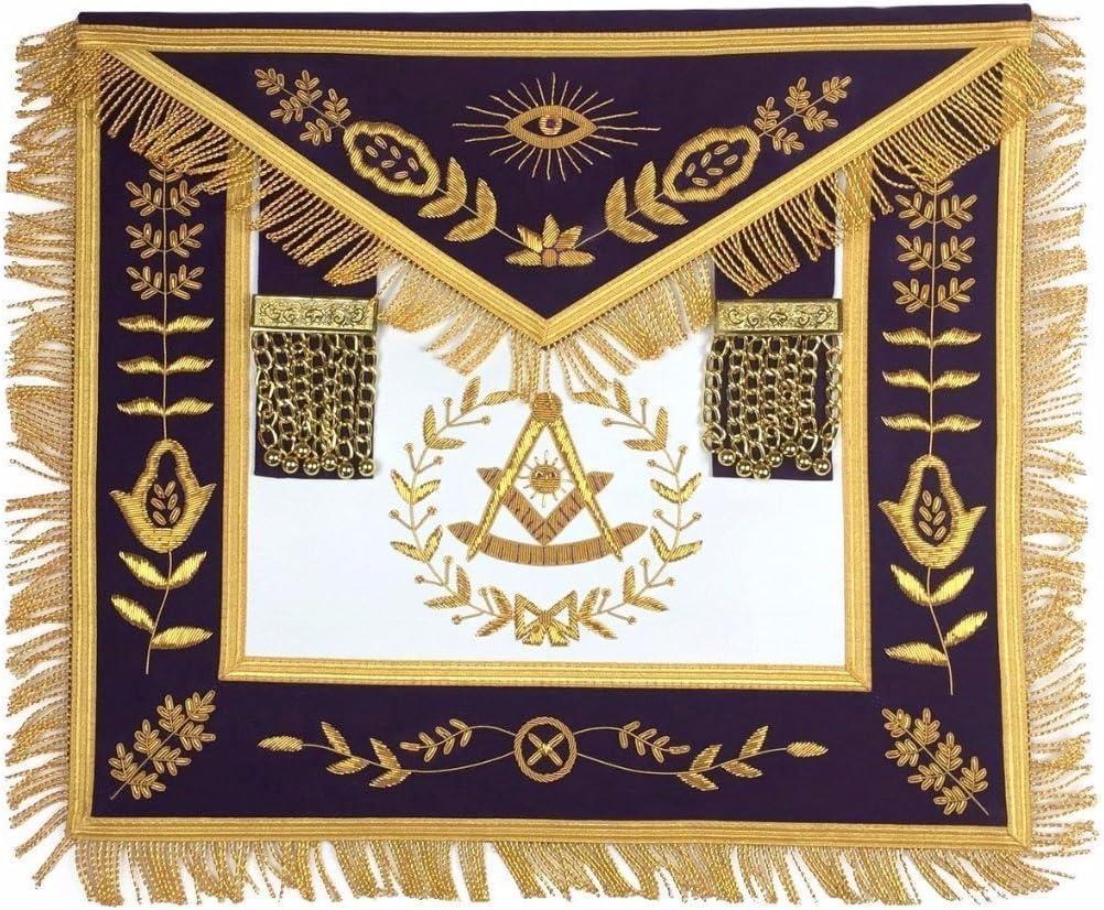 Bricks Sale Masons Masonic Blue Lodge Past Embro Max 56% OFF Master Handmade Gold
