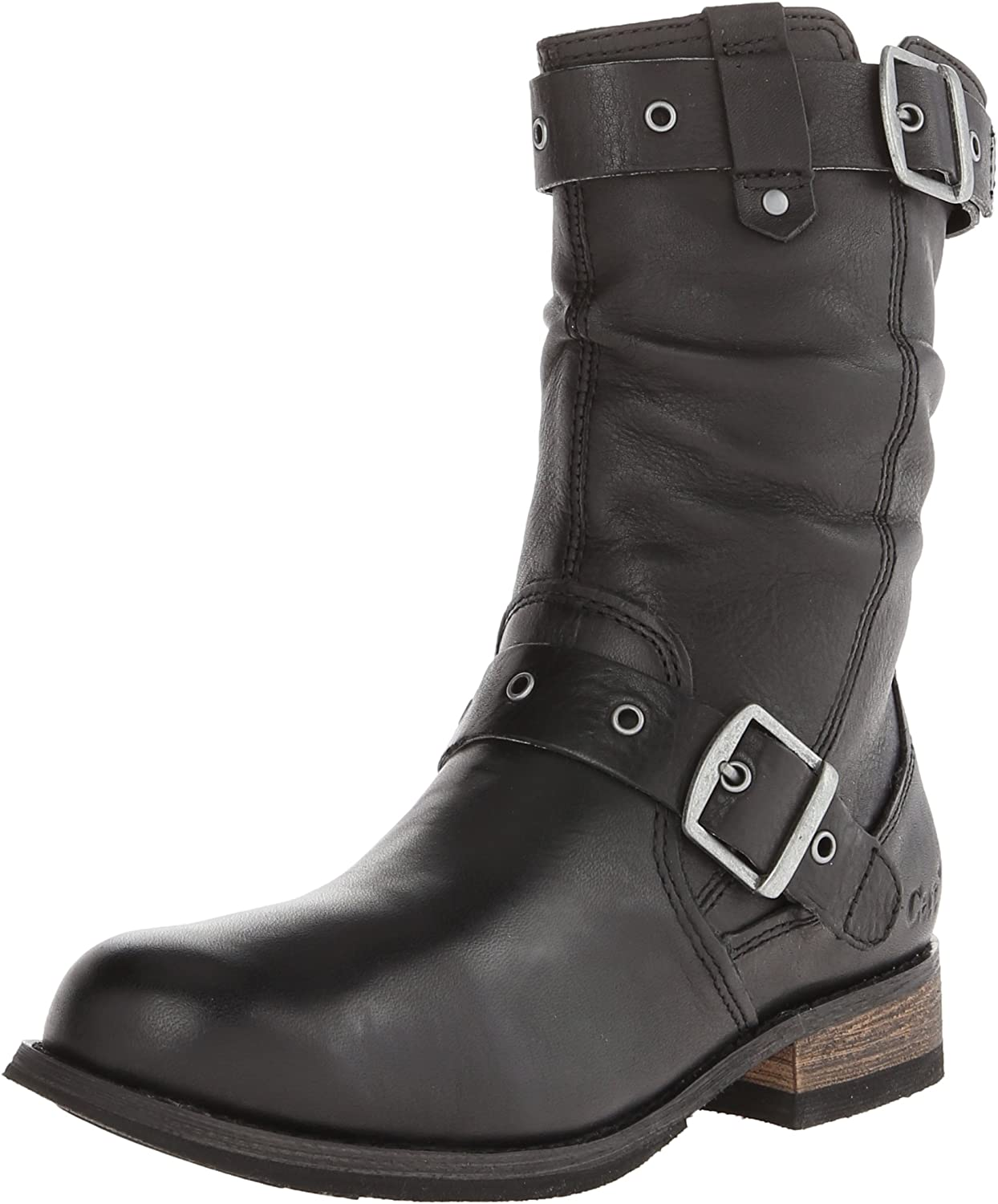 CAT Footwear Caterpillar Women's Midi Engineer Boot