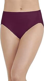 Vanity Fair Women's Body Caress Hi Cut Panty 13137