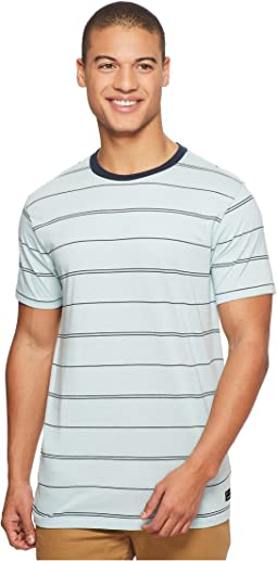 Billabong - Die Cut Stripe Short Sleeve Crew