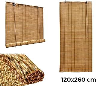 202463 Persiana de bambú resistente a temperatura ambiente
