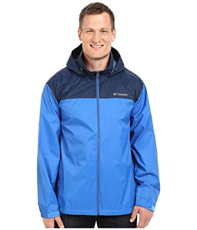 Columbia Big Tall Glennaker Laketm Jacket (Blue Jay/Columbia Navy) Men