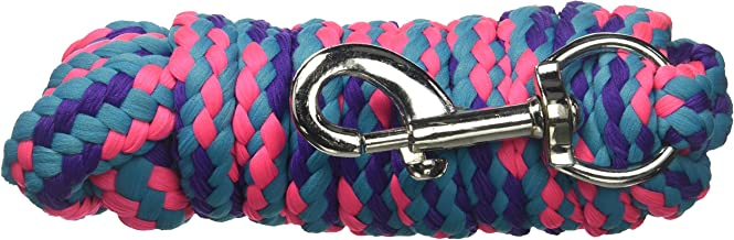Tough 1 8' Braided Soft Poly Lead Rope