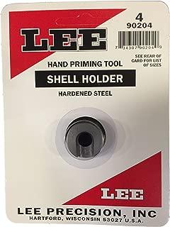 LEE PRECISION 90204#4 (17 Remington, 204 Ruger, 223 Remington) Auto Prime Hand Priming Tool Shellholder