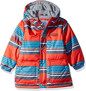 Wippette Boys' Striped Ski Jacket