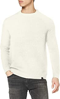 Only & Sons Onskelvin 5 Struc Crew Neck Knit heren Pullover trui