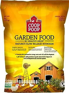 COOP POOP ALL PURPOSE GARDEN FOOD - 6 LB