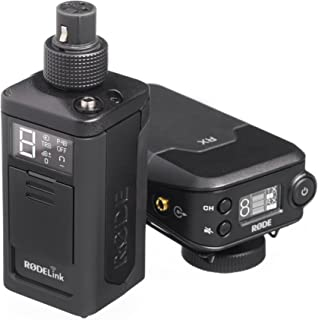 Rode RODELink Newsshooter Kit Digital Wireless System for News Gathering and Reporting
