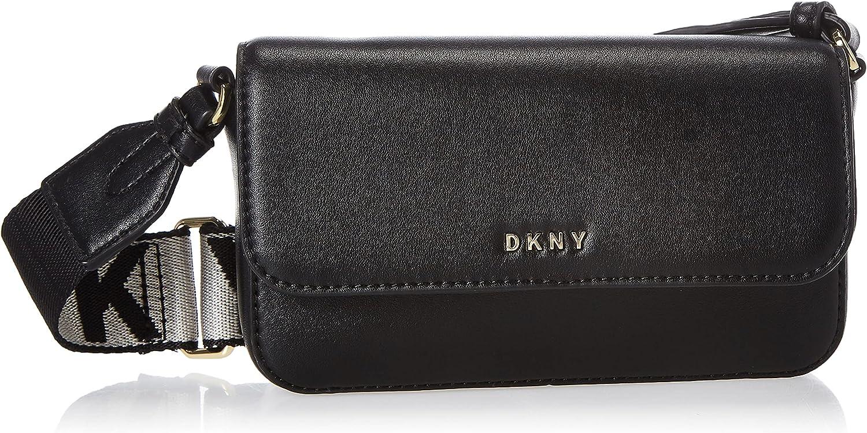DKNY Winonna Flap Crossbody, Cuerpo cruzado. para Mujer, Talla única