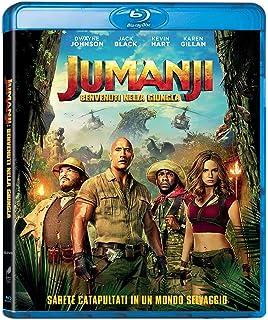 Jumanji - Welcome to the Jungle [Regions 1,2,3,4] [Blu-ray]