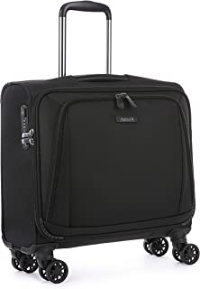 Antler 4172124130 Business 300 4W Landscape Mobile Office Laptop Roller Cases, Black, 44 cm