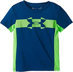 Under Armour Kids - Mesh Logo Tech Short Sleeve Tee (Toddler)