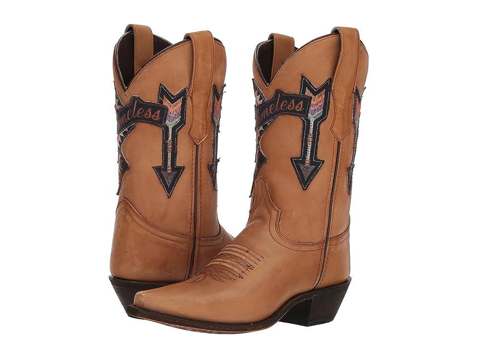 Laredo Eccentric (Tan) Cowboy Boots