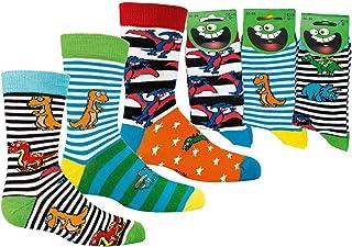3 Paar Baby ABS Söckchen Socken rutschfest neu 78 /% BW Motiv Dinosaurier NEU