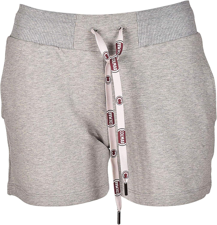 Colmar Originals Women's 90918SC21 Grey Cotton Shorts