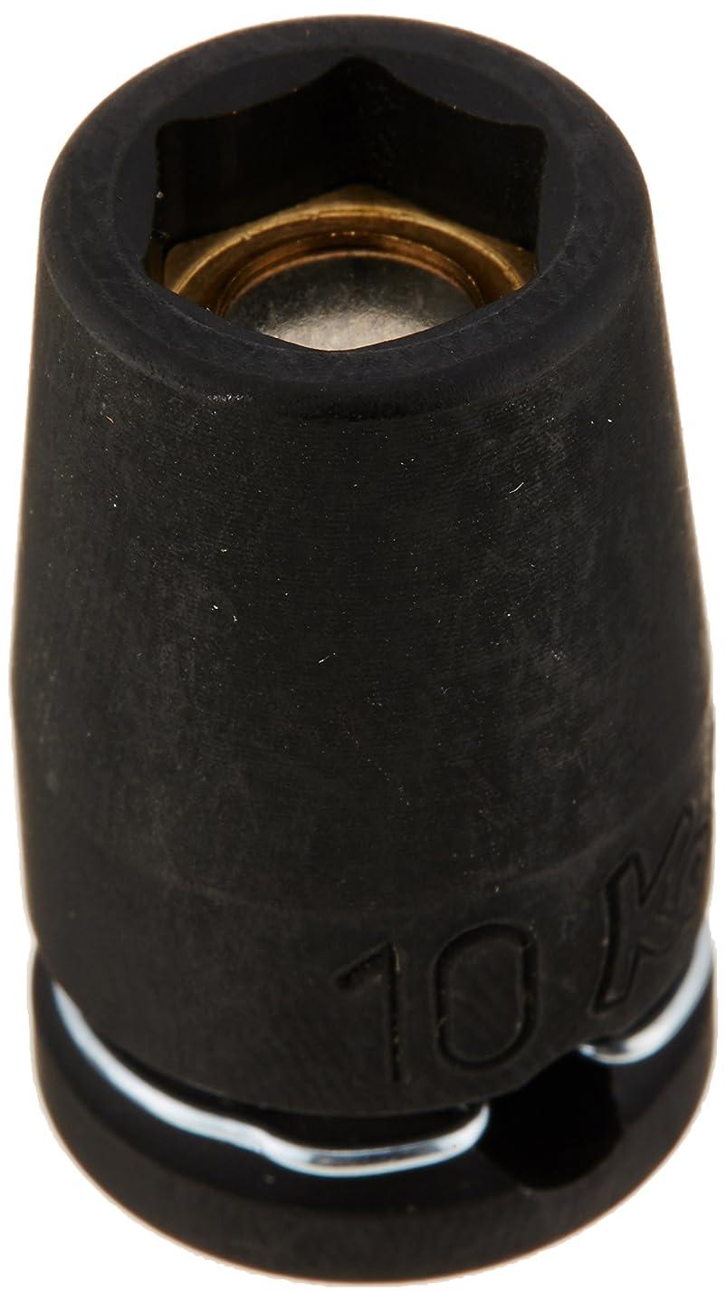 紀元前先史時代の優越山下工業研究所(Ko-ken) インパクトソケット 6角 13400MG-10 差込角:9.5×10×全長:32mm マグネット付